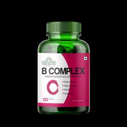 Vitamin B Complex, 120 Capsules