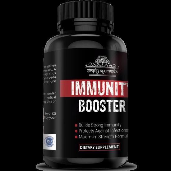 Immunity Booster, 60 Capsules