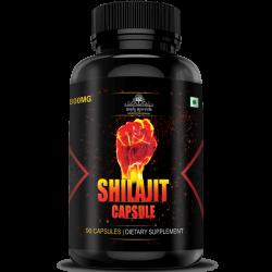 Shilajit 800mg - 60 Capsules (1 Bottle)